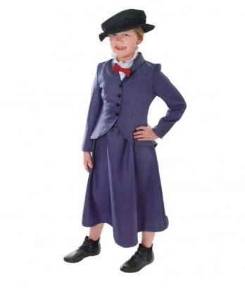Mary Poppins Kostüm Kinder