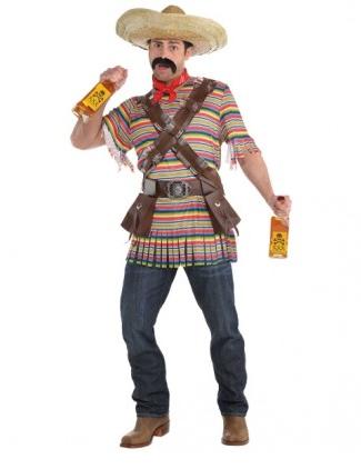 Mexikaner Kostüm Herren