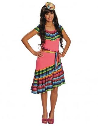 Mexikaner Kostum Fur Damen Herren Kinder Nerdydress De