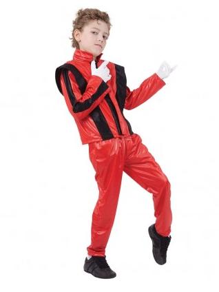 Michael Jackson Kostüm Kinder