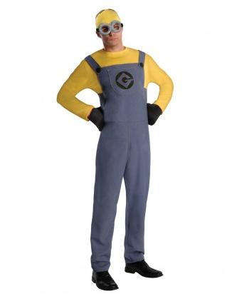 Minion Kostüm Erwachsene