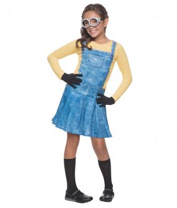 Minion Kostüm Kinder