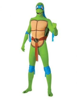 Ninja Turtles Kostüm Damen und Herren