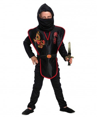 Ninjakostüm Kinder
