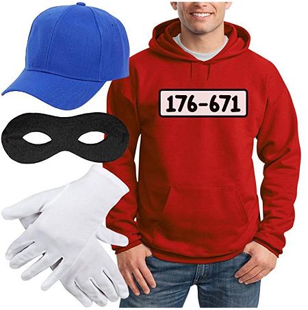 Panzerknacker Kostüme Für Erwachsene Damen Herren Kinder