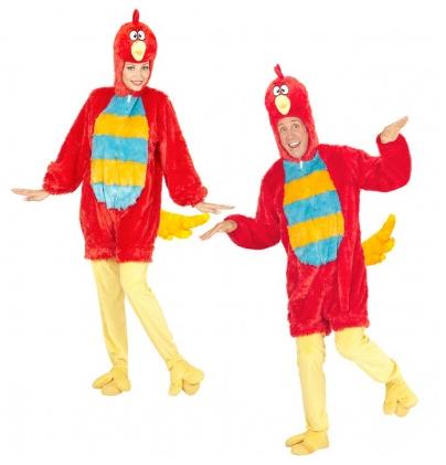 Papagei Kostüm Damen und Herren