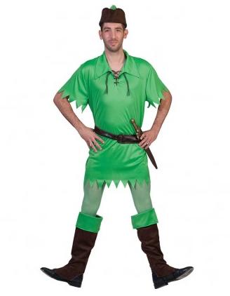 Peter Pan Kostüm Für Damen Herren Und Kinder Nerdydressde