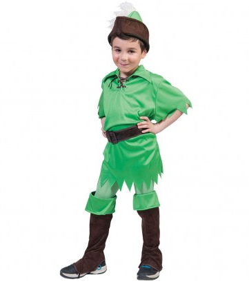 Peter Pan Kostüm Kinder