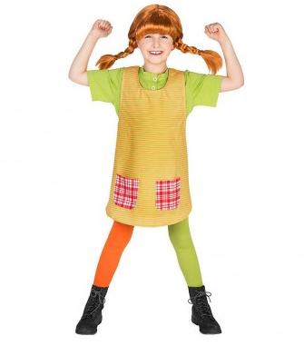 Pippi Langstrumpf Kostüm Kinder