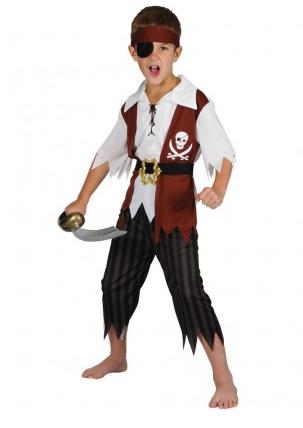 Pirat Kostüm Kinder