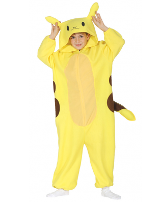 Pokemon Kostüm Kinder