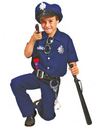 Polizei Kostum Fur Damen Polizistin Kostum Herren Und Kinder