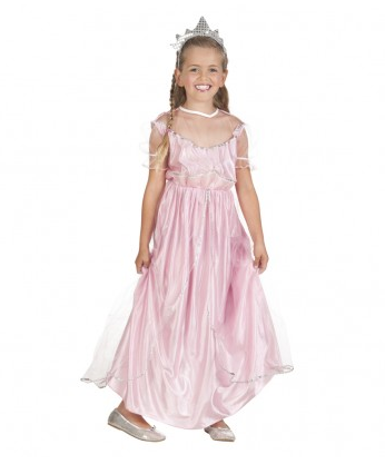 Prinzessin Kleid Kostüm Kinder