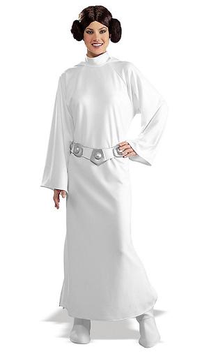 Prinzessin Leia Kostüm Damen