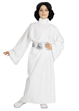 Prinzessin Leia Kostüm Kinder