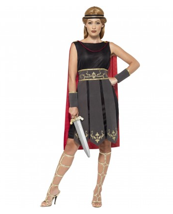 Römer Gladiator Kostüm Damen