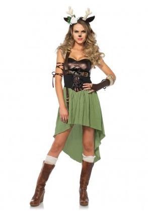 Reh Kostüm Damen