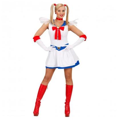 Sailor Moon Kostüm Für Damen Und Kinder Nerdydressde