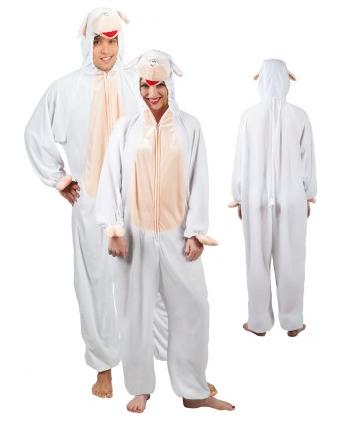 Schafskostüm Damen und Herren