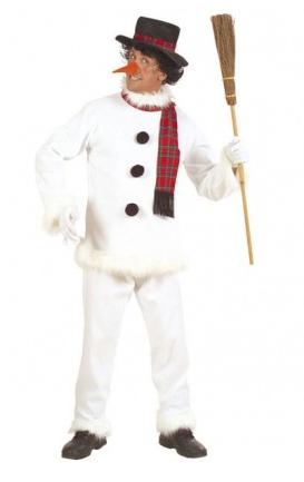 Schneemann Kostüm Herren