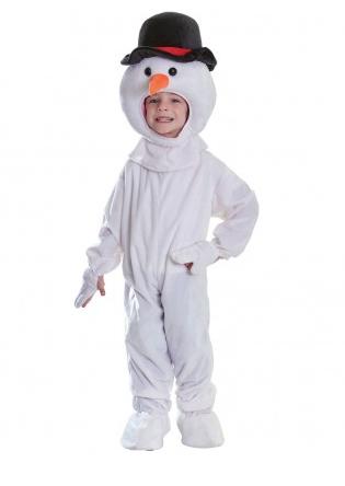 Schneemann Kostüm Kinder