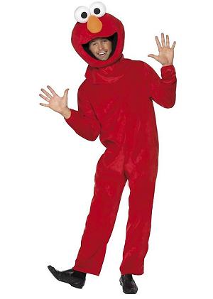 Sesamstraße Kostüm Elmo Ernie Bert Bibo Etc