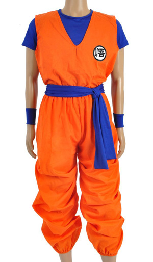 Son Goku Kostüm Männer