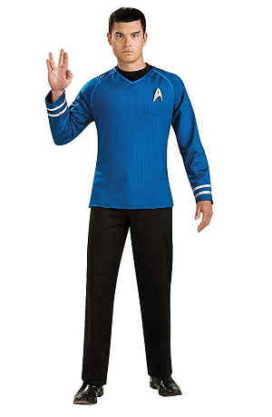 Star Trek Kostüm Herren Spock