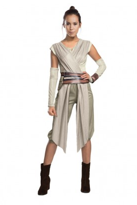 Star Wars Kostüm Damen Rey