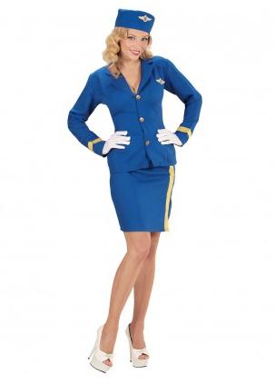 Stewardesskostüm Damen