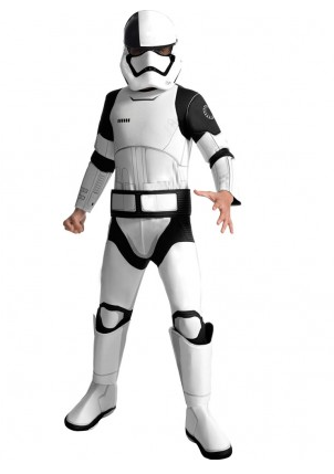 Stormtrooper Kostüm Kinder (Sturmtruppler)