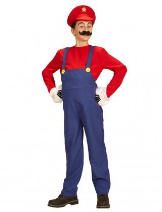 Super Mario Kostüm Kinder