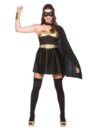 Superheldenkostüm Damen