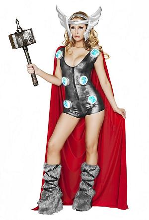 Thor Kostüm Damen