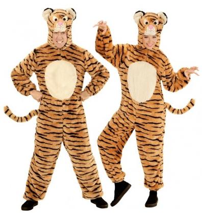 Tigerkostüm Damen und Herren