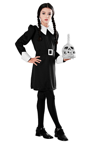 Addams Family Kostüm Kinder Wednesday
