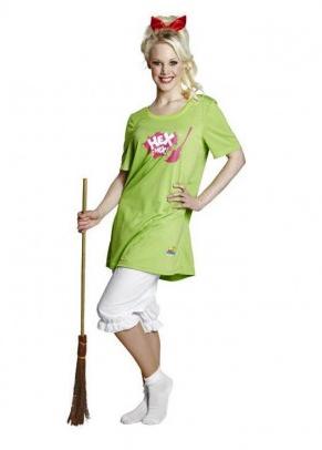 Bibi Blocksberg Kostüm Damen