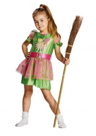 Bibi Blocksberg Kostüm Mädchen