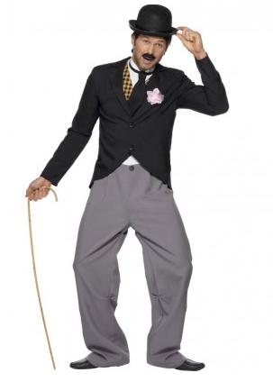Charlie Chaplin Verkleidung