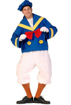 Donald Duck Kostüm