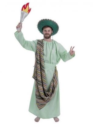 Freiheitsstatuen Kostüm Herren