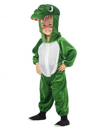 Krokodil Kostüm Kinder