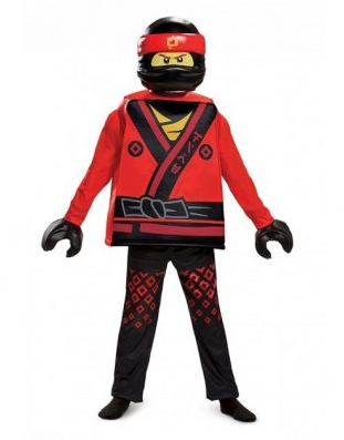 Lego Ninjago Kostüm Kinder