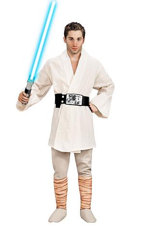Luke Skywalker Kostüm Herren