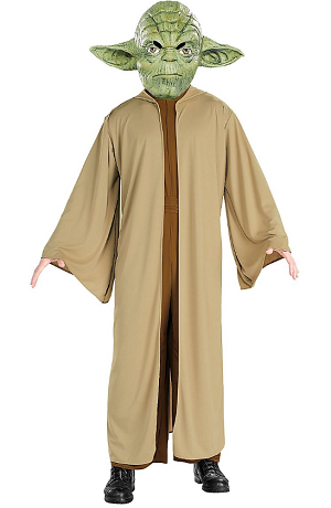Meister Yoda Kostüm Erwachsene
