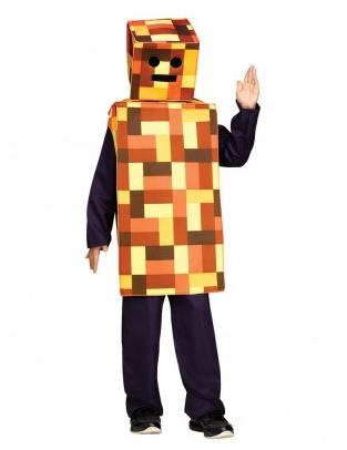 Minecraft Kostüm Kinder