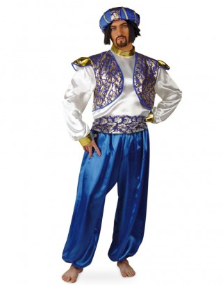 Orientalisches 1001 Nacht Kostüm Herren