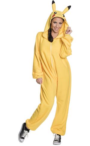 Pikachu Kostüm Damen