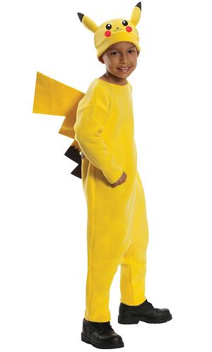 Pikachu Kostüm Kinder
