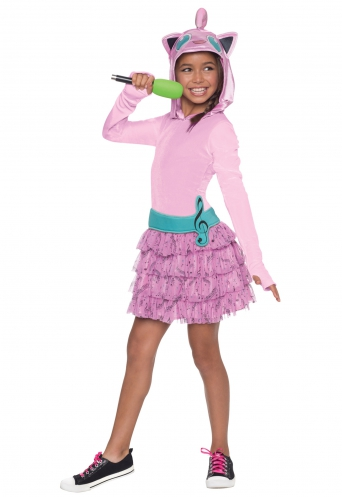 Pummeluff Kostüm Kinder